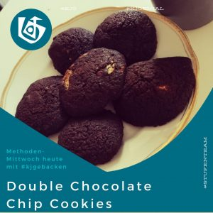 Double Chocolate Chip CookiesHier PDF runterladen