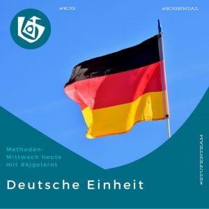 Deutsche Einheit Hier PDF runterladen