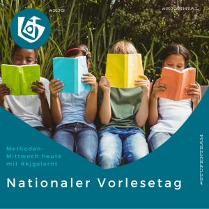 Nationaler Vorlesetag Hier PDF runterladen