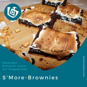 S'More-BrowniesHier PDF runterladen