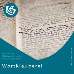WortklaubereiHier PDF runterladen